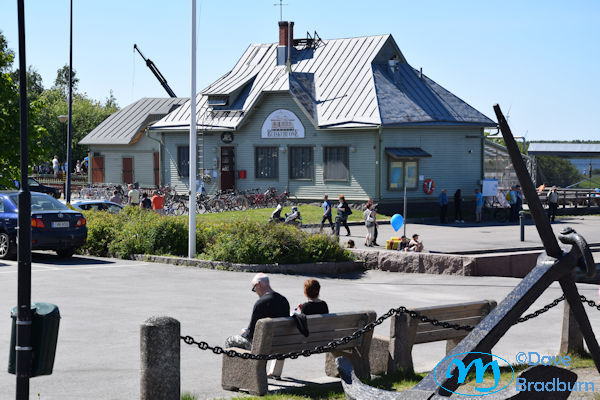 Raahe Museum Beach and Cafe